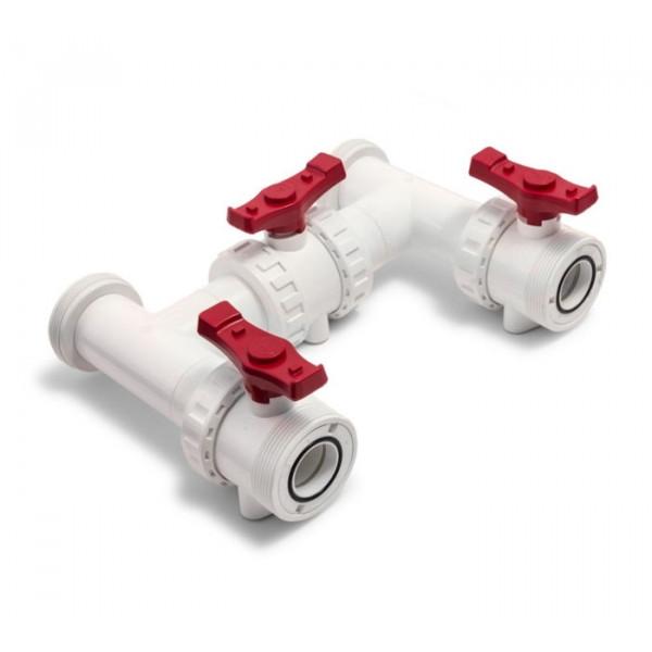 Kit By-Pass Intex pour pompe à chaleur