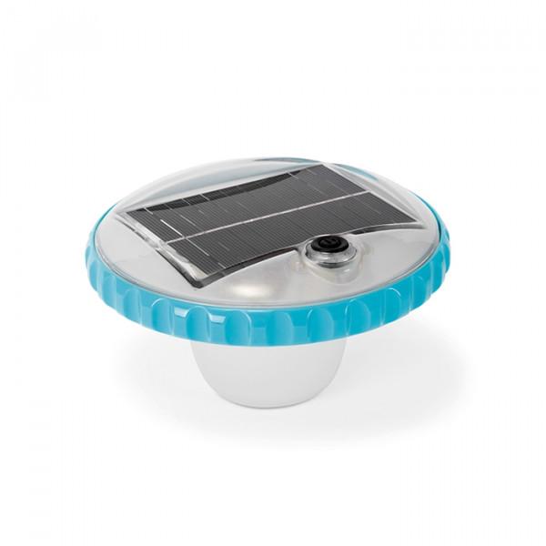 Lampe solaire flottante à LED Intex pour piscine
