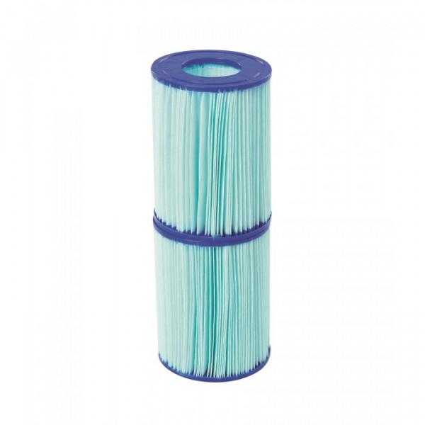 Lot de 2 cartouches de filtration anti-microbiennes Type II Bestway
