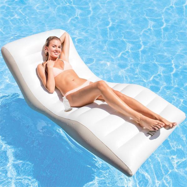 Fauteuil de piscine gonflable Intex Lounge