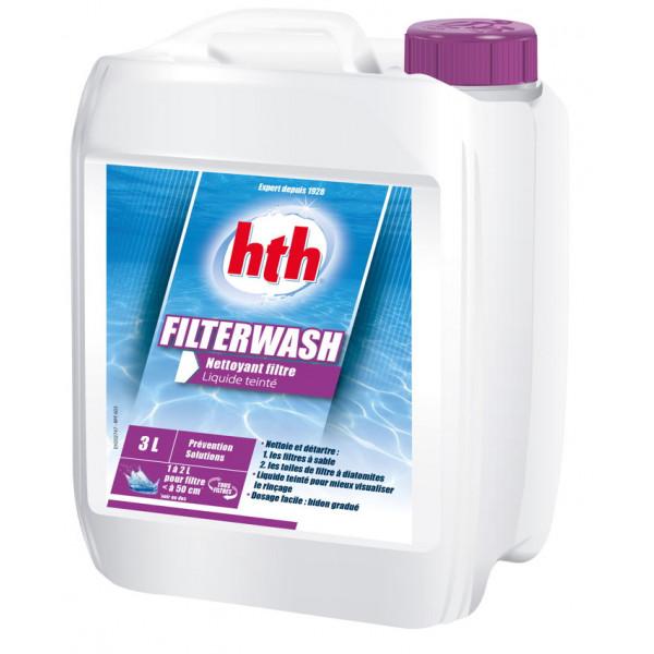 HTH Filterwash 3L - Nettoyant filtre