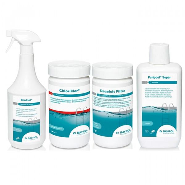 Pack de Produits Bayrol pour l'hivernage de piscine < 20m3