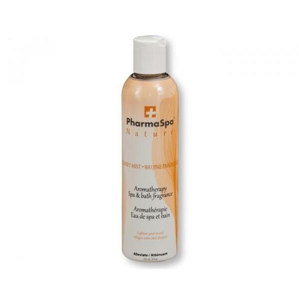 """Parfum pour spa """"Bruine Ensoleillée"""" aux notes d'agrumes PharmaSpa 237 ml"""