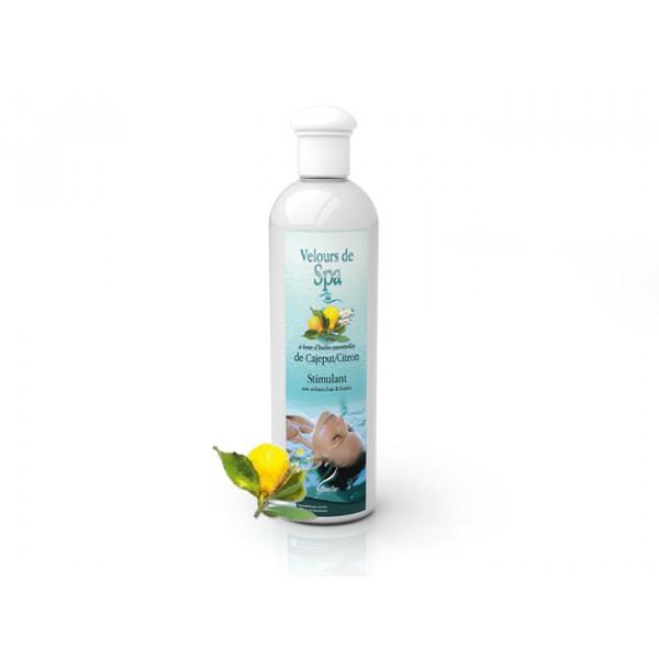 Parfum de Spa à base d'huiles essentielles de Cajeput et de Citron Camylle