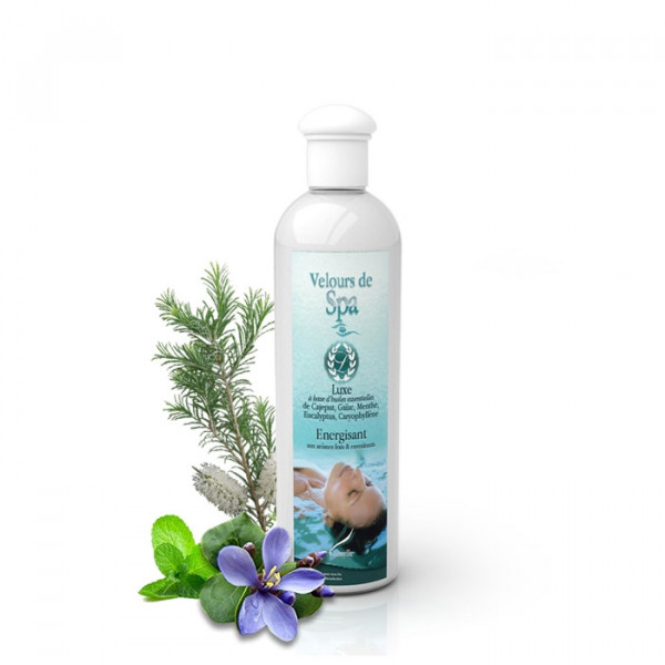 Parfum de Spa à base d'huiles essentielles Luxe 250 ml