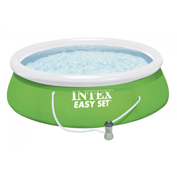 Piscine gonflable Intex Easy Set 3.66 x 0.84 m + Epurateur