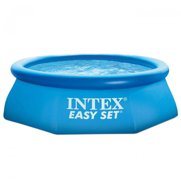 Piscine autoport e easy set intex 2 44 x 0 76 m achat - Pompe pour piscine intex easy set ...