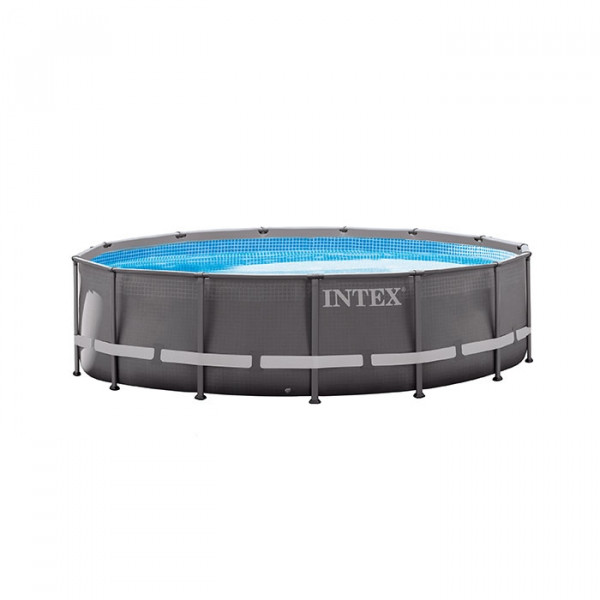 Piscine tubulaire Ultra Frame 4.27 x 1.22 m - INTEX