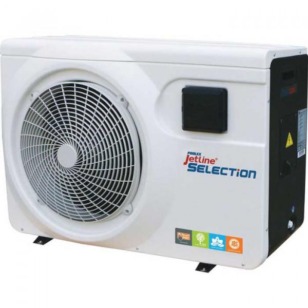 Pompe à chaleur Poolex Jetline Selection R410A TRI-22,64 kW