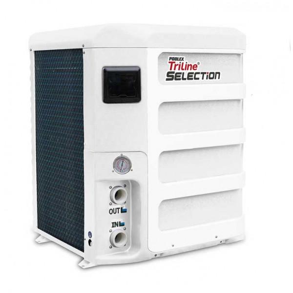 Pompe à chaleur Poolex Triline Selection-30,66 kW