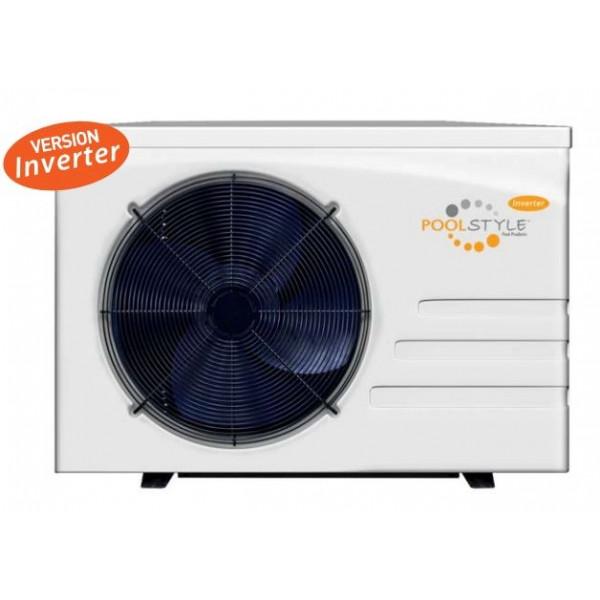 Pompe à chaleur Poolstyle INVERTER 6,5 kW