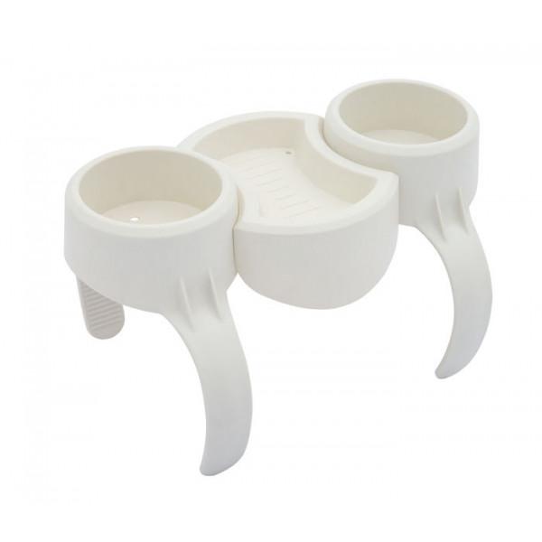 Porte-verres double pour spa gonflable Bestway