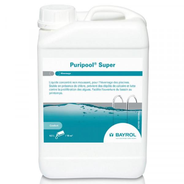 Produit d'hivernage piscine Bayrol Puripool Super 3L