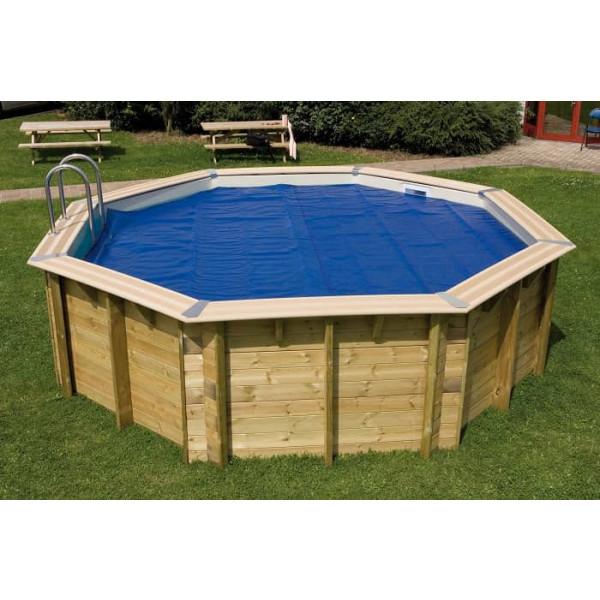 Bâche à bulles pour piscine Ubbink