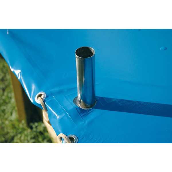 Bâche de protection pour piscine Ubbink-355x550cm