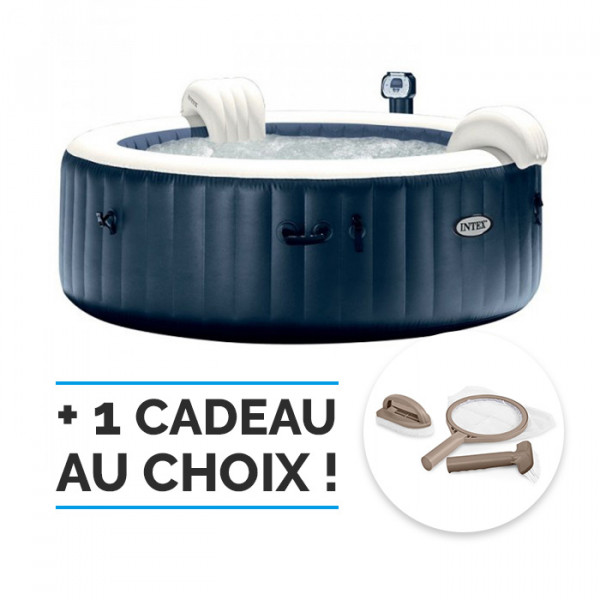 Spa gonflable Intex Pure Spa Plus Bulles 4 places
