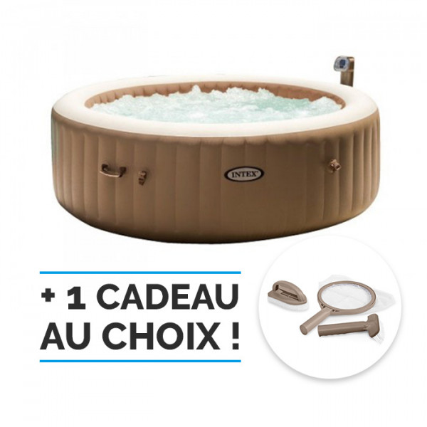 Spa gonflable Intex Pure Spa Bulles 6 places