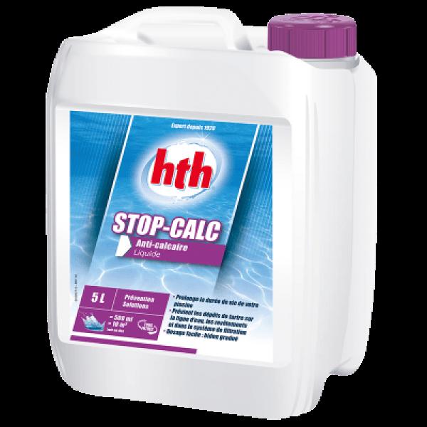 HTH Stop-Calc - Anticalcaire liquide 5 L