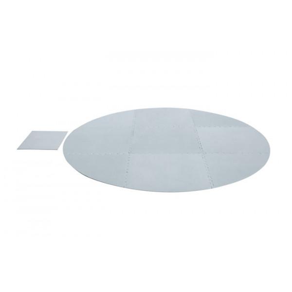 Tapis de sol Bestway pour Spa Rond ⌀ 211 cm + Annexe 40 x 50 cm pour filtration