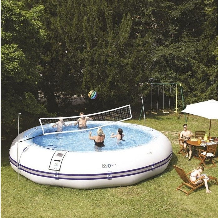 piscine ronde zodiac winky 5 120. Black Bedroom Furniture Sets. Home Design Ideas