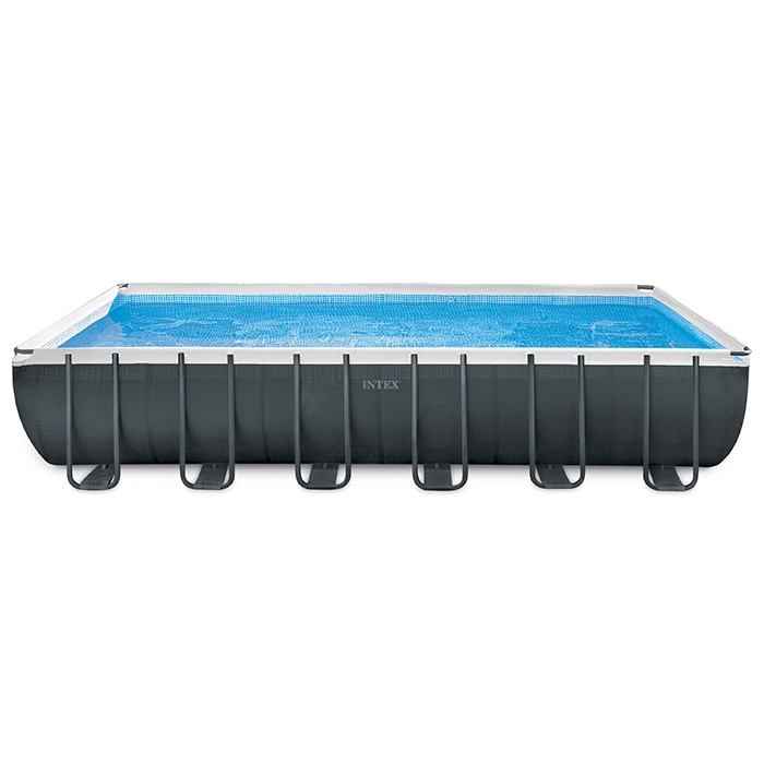 Piscine tubulaire rectangulaire Intex Ultra XTR 7.32 x 3.66 x 1.32 m