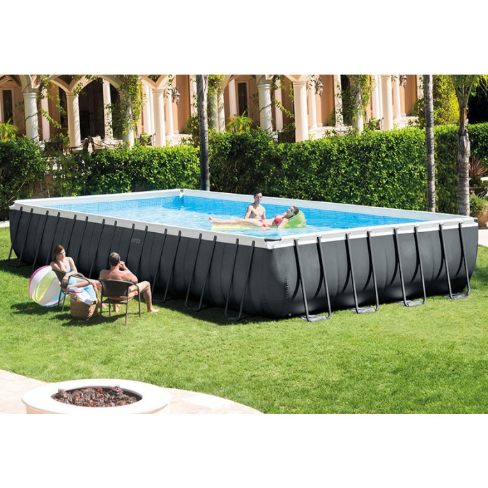 Piscine tubulaire Intex Ultra XTR 9.75 x 4.88 x 1.32 m 3e8e6ad8a31