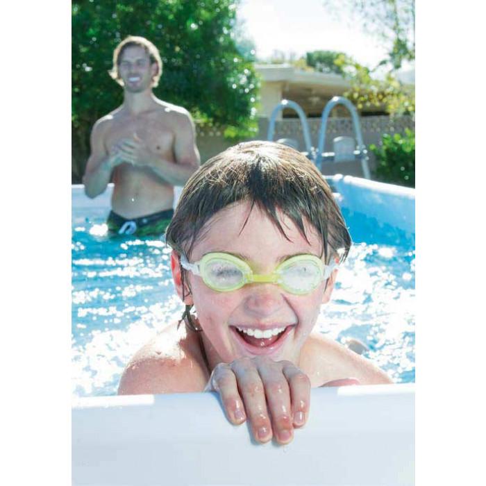 piscine tubulaire rectangulaire bestway power steel 4 04 x. Black Bedroom Furniture Sets. Home Design Ideas
