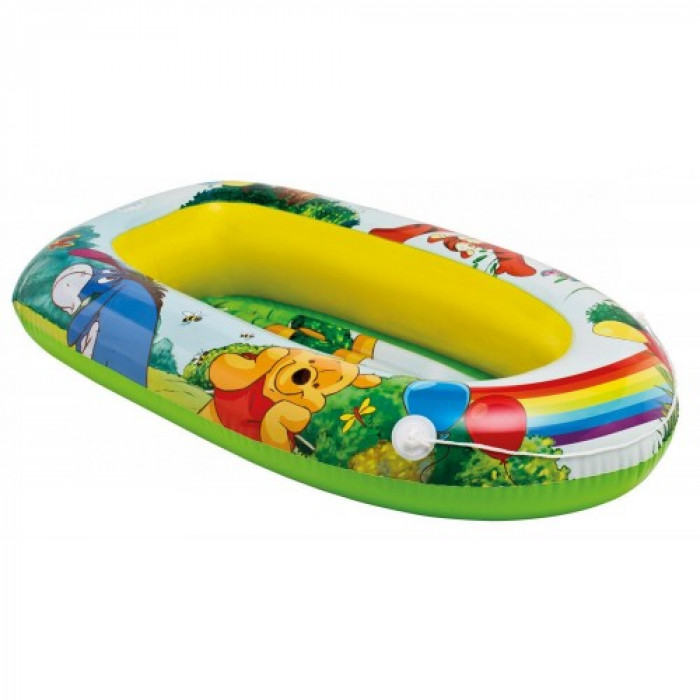 Bateau gonflable intex winnie l 39 ourson for Piscine winnie l ourson