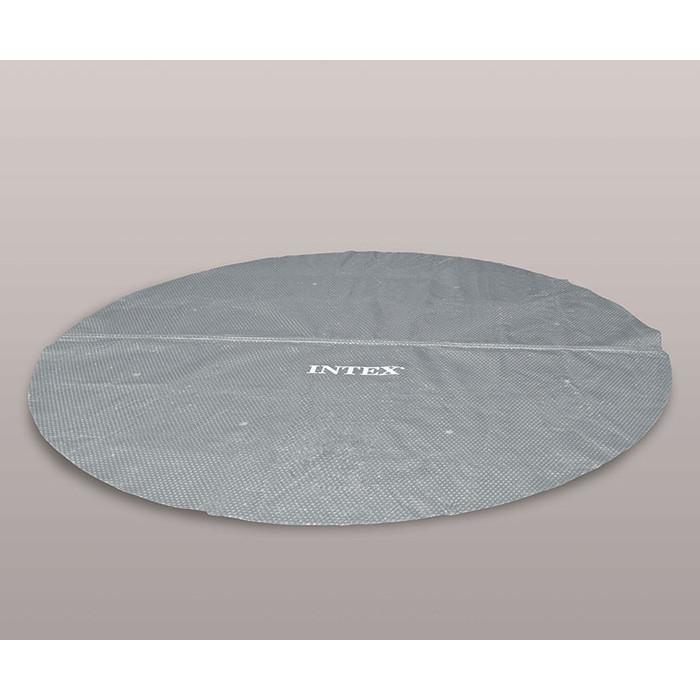b che bulles grise renforc e pour piscines diam tre 4m27. Black Bedroom Furniture Sets. Home Design Ideas