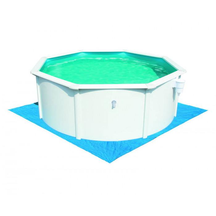 Piscine en acier bestway hydrium neptune x m for Bache piscine bestway
