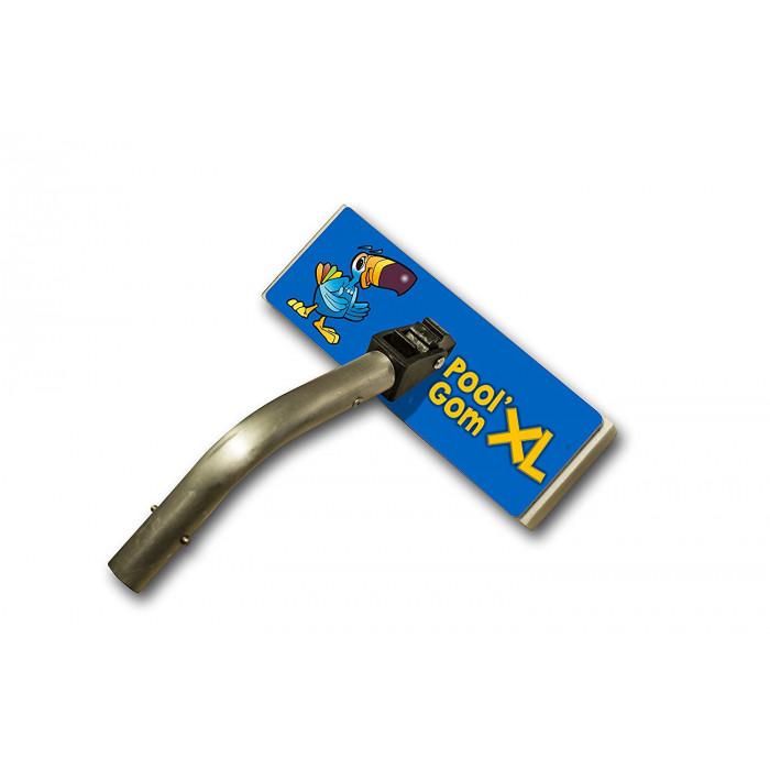 Balai de nettoyage avec gomme magique Toucan Pool'Gom XL