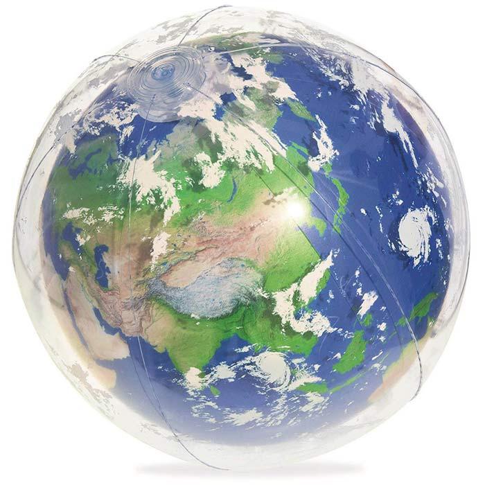 Ballon de plage gonflable Bestway Globe terrestre