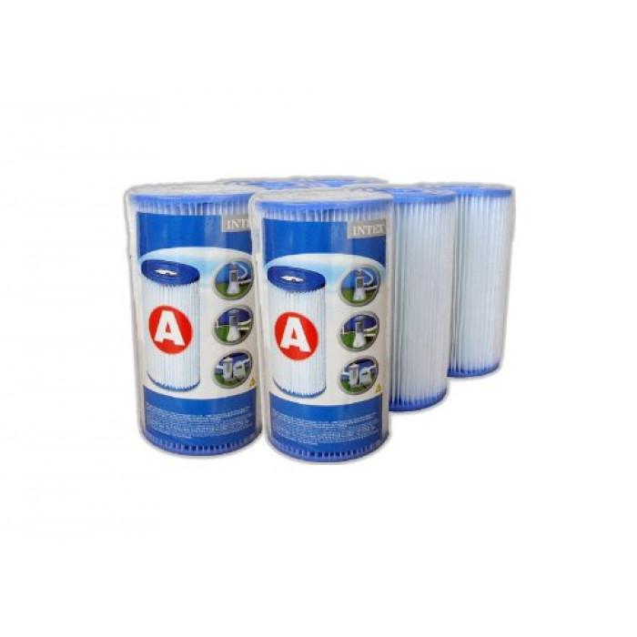 6 cartouches de filtration type A Intex