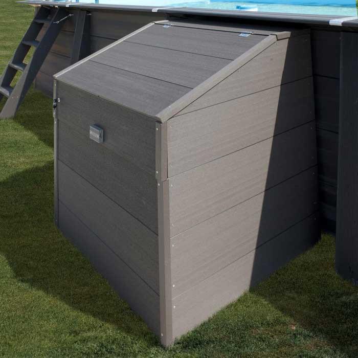 Coffre de filtration composite pour piscine Gré