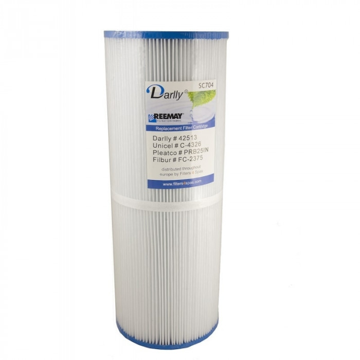 Filtre pour Spa 42513 / PRB251N / C-4326