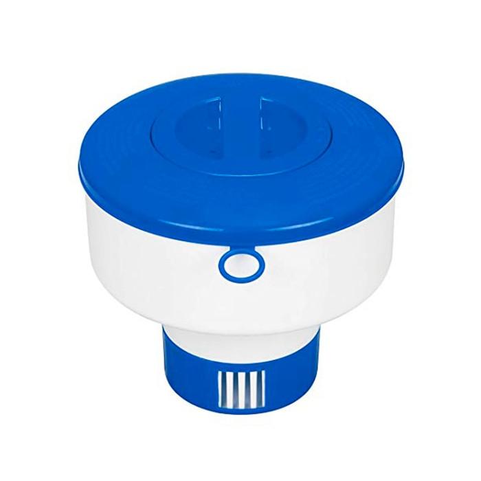 Diffuseur flottant de chlore 17 8 cm pour piscine intex - Pastille chlore piscine gonflable ...