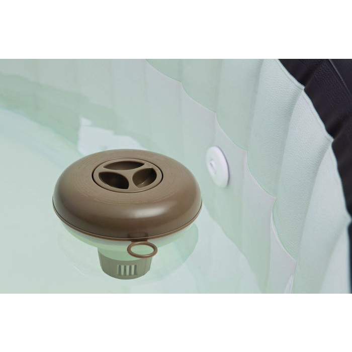 Diffuseur flottant pour spas et piscines gonflables intex for Aspirateur spa intex