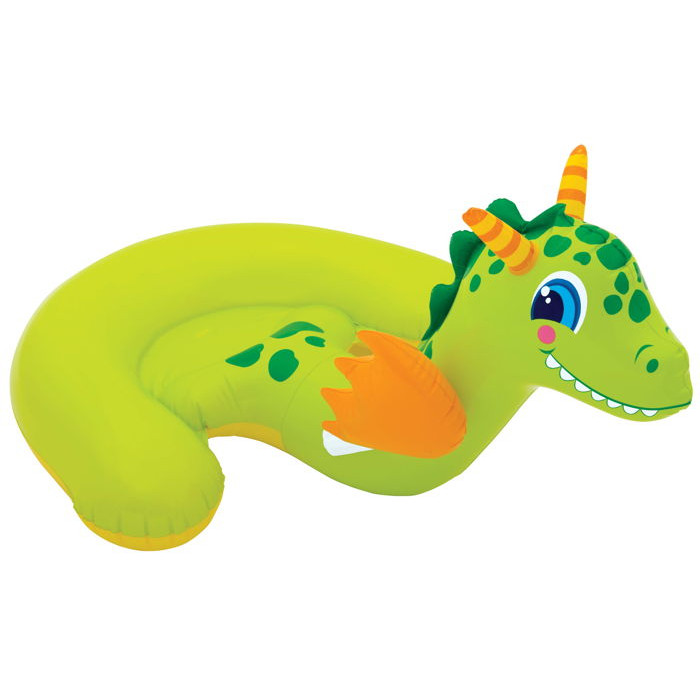 Dragon gonflable intex pour piscine baby dragon for Chlore pour piscine intex