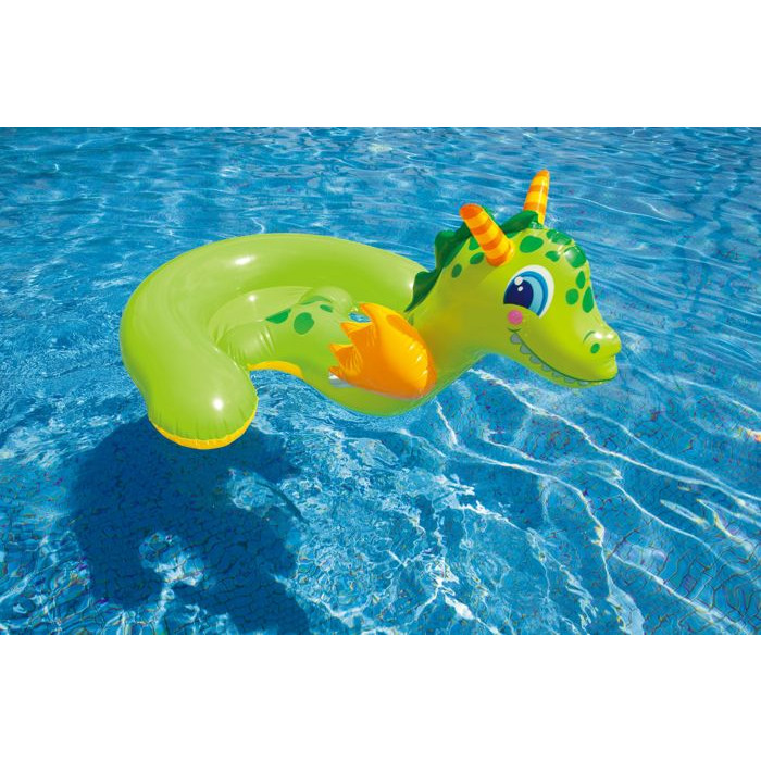 Dragon gonflable intex pour piscine baby dragon achat for Rustine pour piscine intex