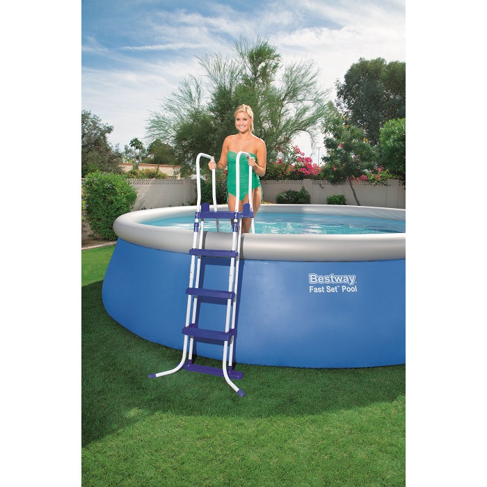 accessoire piscine tubulaire bestway good piscine. Black Bedroom Furniture Sets. Home Design Ideas