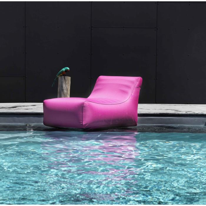 fauteuil gonflable de piscine kiwi. Black Bedroom Furniture Sets. Home Design Ideas
