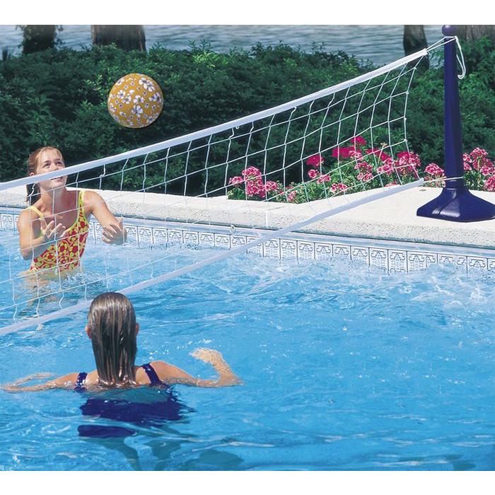 Filet de volley ball g ant kerlis for Filet de piscine