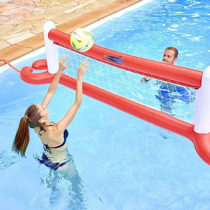 Filet de Volley-Ball XL flottant Kerlis