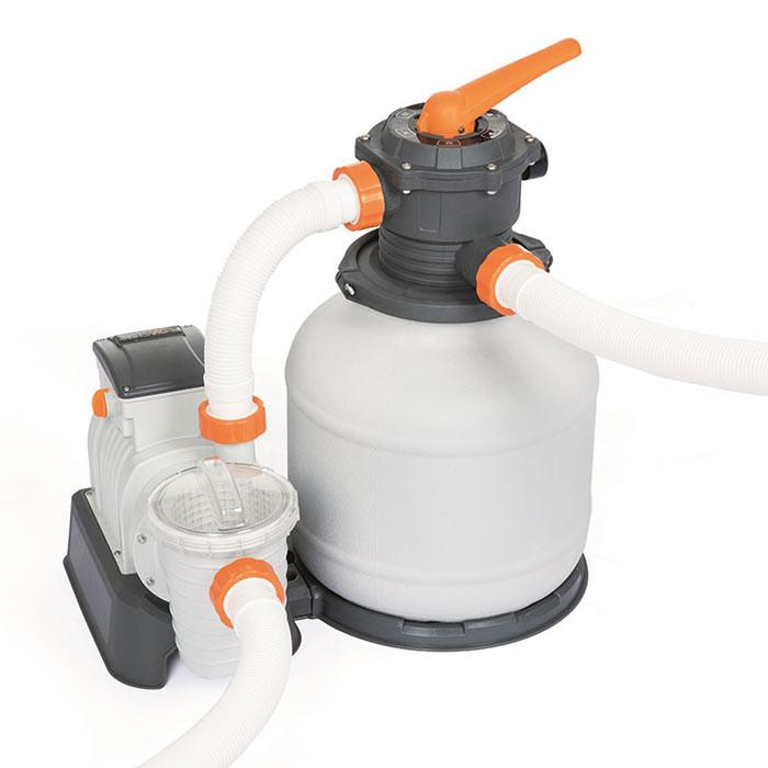 Filtre A Sable Bestway Flowclear