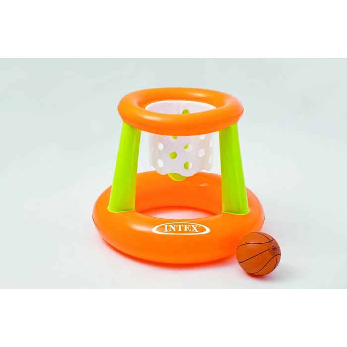 jeu de basket flottant piscine panier de basket gonflable piscine intex. Black Bedroom Furniture Sets. Home Design Ideas