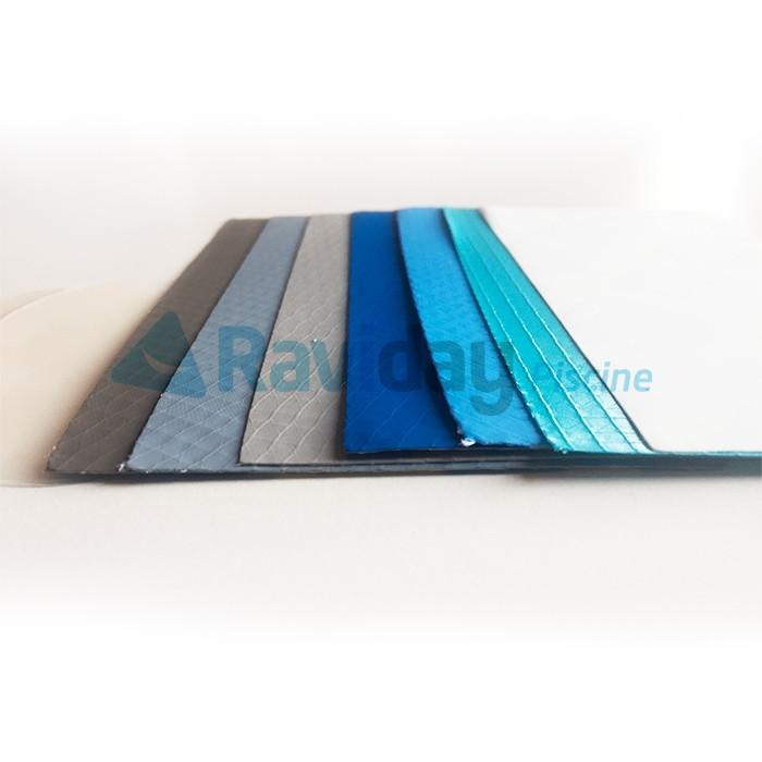 kit de r paration pour liner de piscine intex 6 couleurs. Black Bedroom Furniture Sets. Home Design Ideas