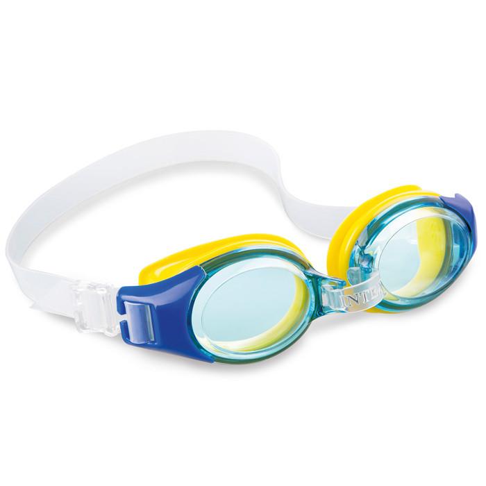 Lunettes de piscine enfant intex junior - Lunettes de piscine correctrices ...