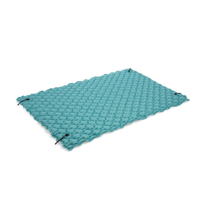 matelas gonflable de piscine g ant intex 290 x 213 cm. Black Bedroom Furniture Sets. Home Design Ideas