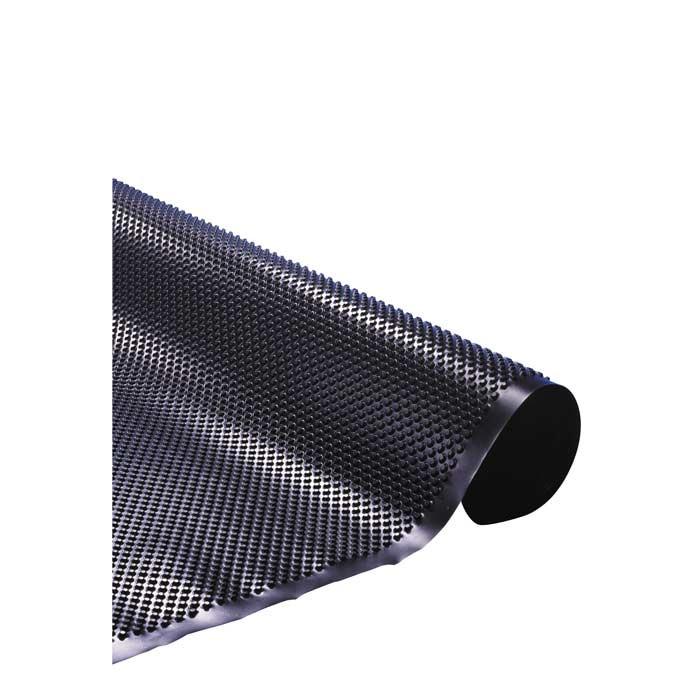 Nappe drainante en polyéthylène Ubbink 1,5 x 20 m pour piscine en bois