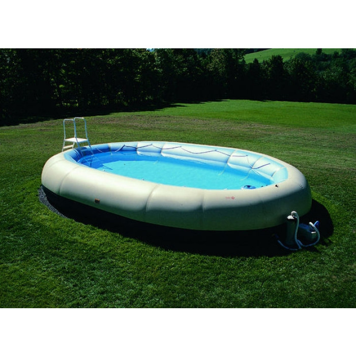 Piscine ovale zodiac ovline 3000 for Ph piscine trop haut